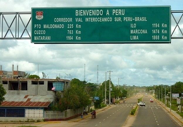 Frontera Perú-Brasil