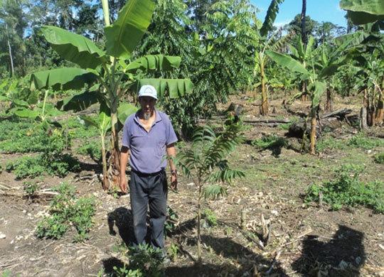 Agricultores Tahuamanu