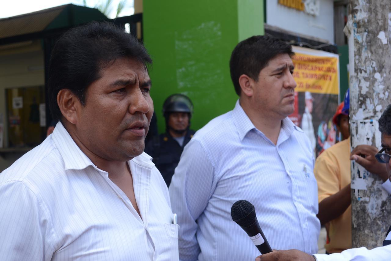 Alcalde de Tambopata anuncia reanudación de trabajos en la Plaza de ...